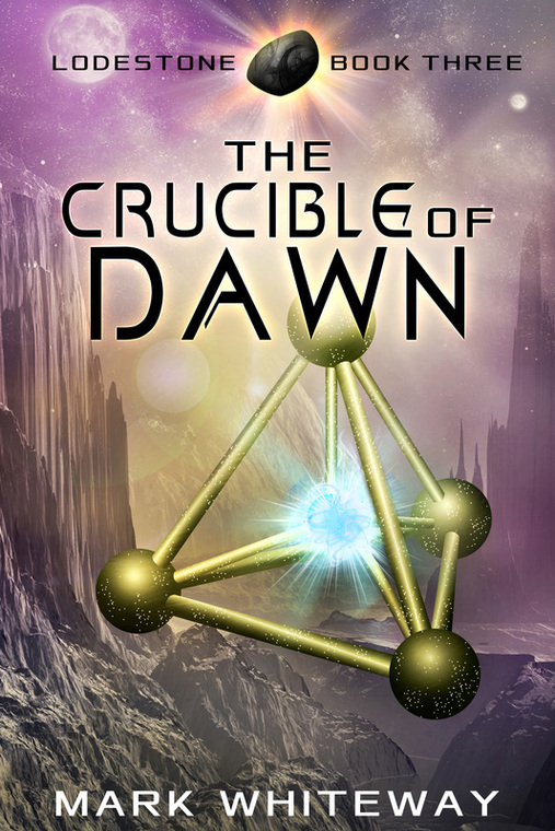 Mark Whiteway - The Crucible of Dawn